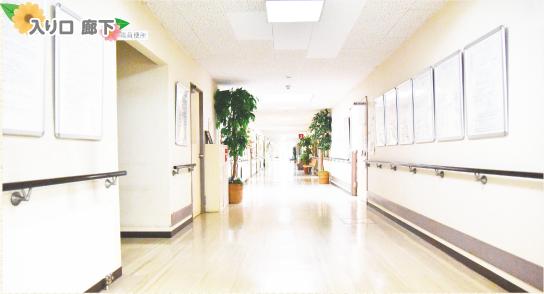 入り口 廊下